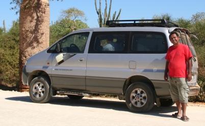 Location minibus madagascar